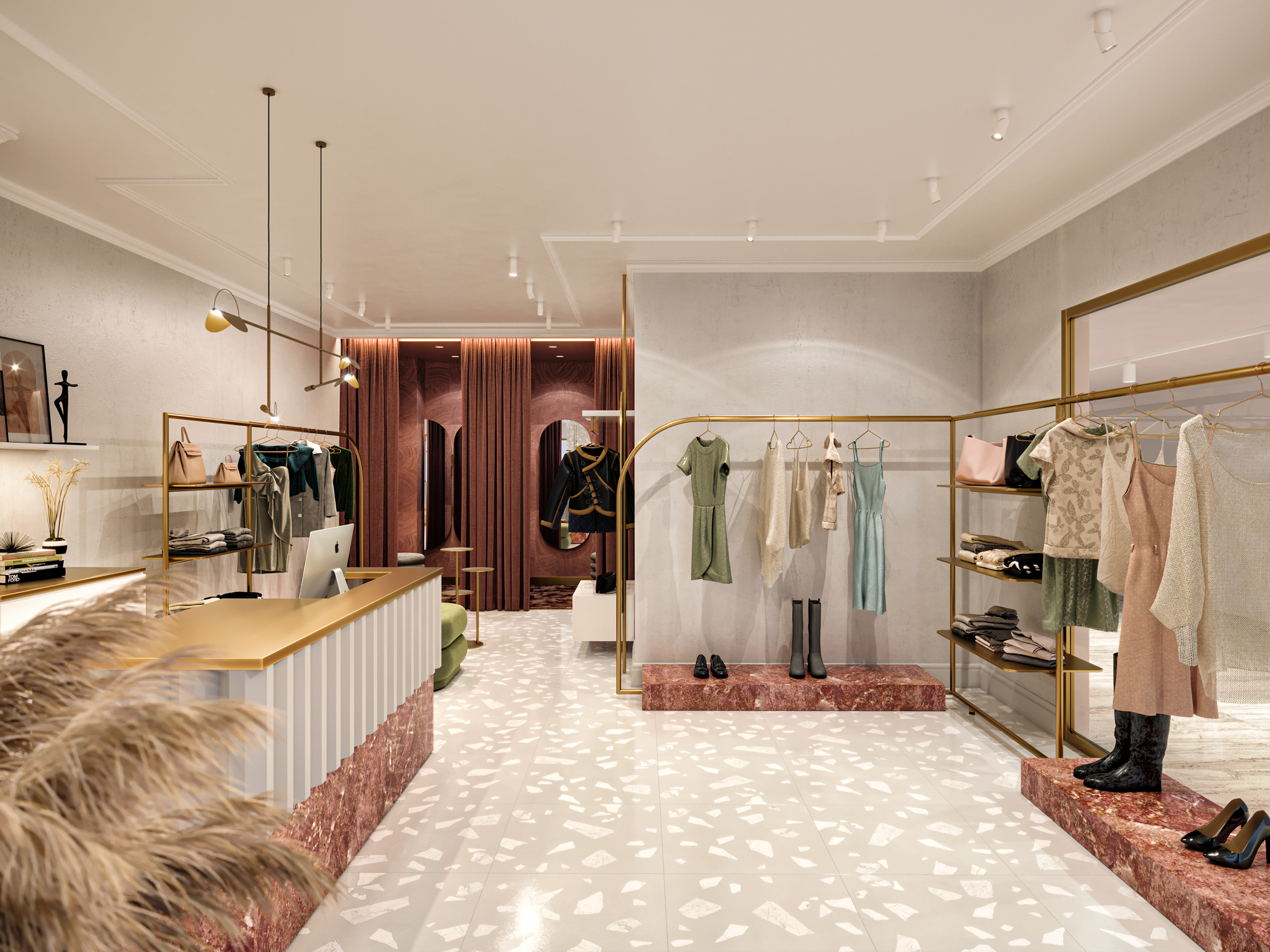 Boutique Clothing Store